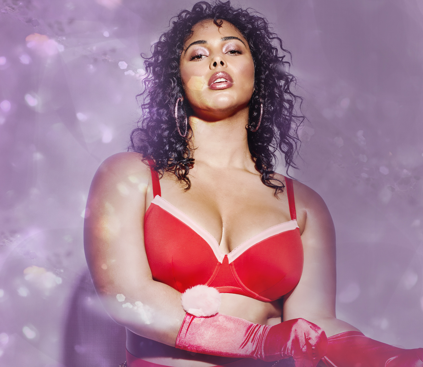 Savage Fenty Lingerie in Plus Sizes