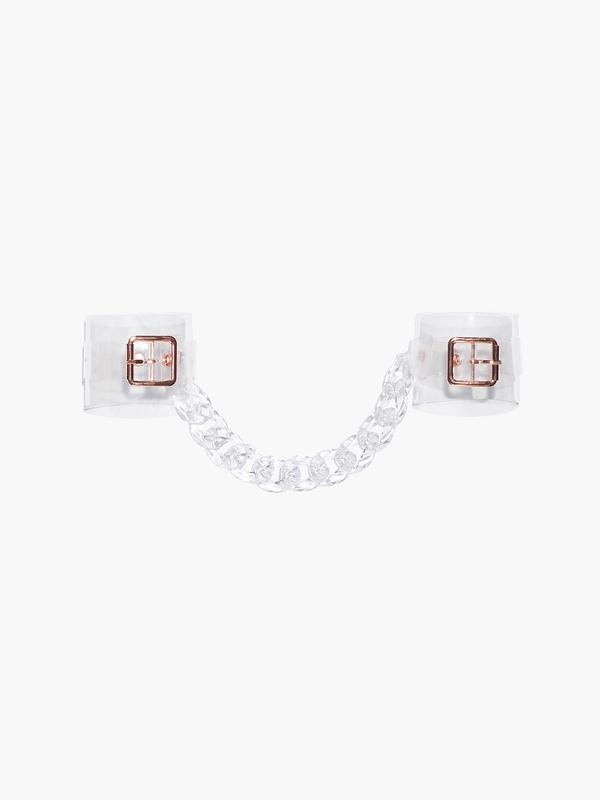 Crystal Clear Cuffs