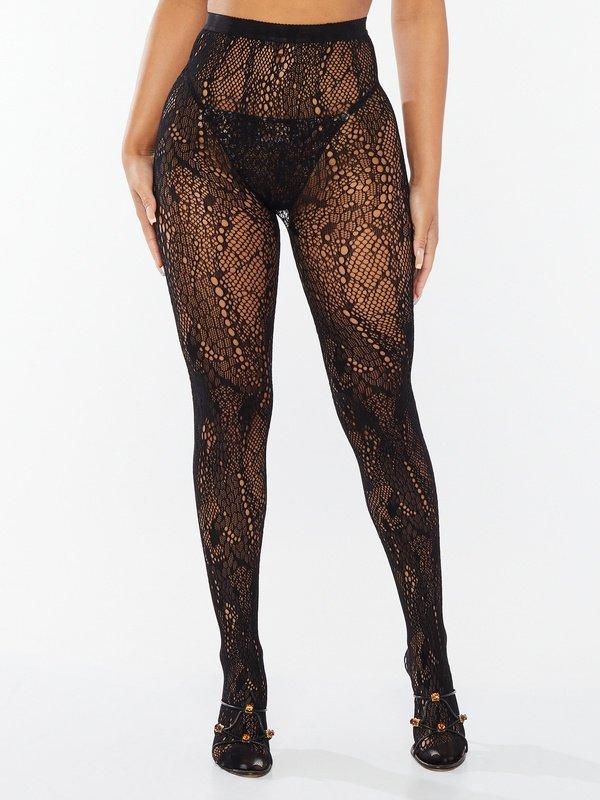 Fatal Attraction Fishnet Tights