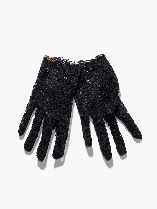 Lady Fingers Lace Gloves