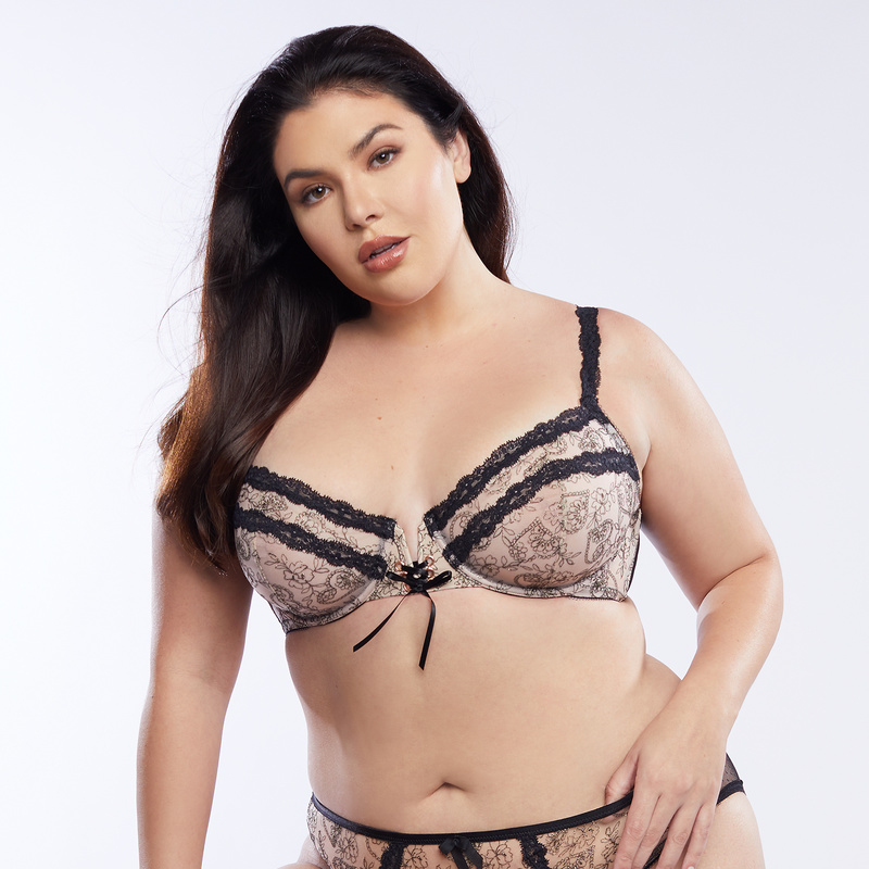 d293aefcf Provocative Bras - Half Cup Bras   Cupless Bralettes
