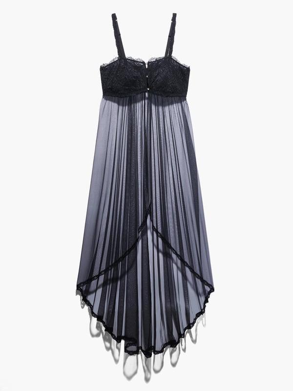 Romantic Corded Lace & Tulle Maxi Slip