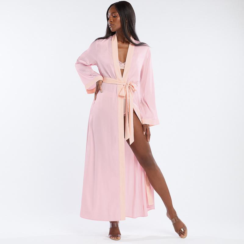 fast color fashionablestyle new design Maxi Robe   SAVAGE X FENTY