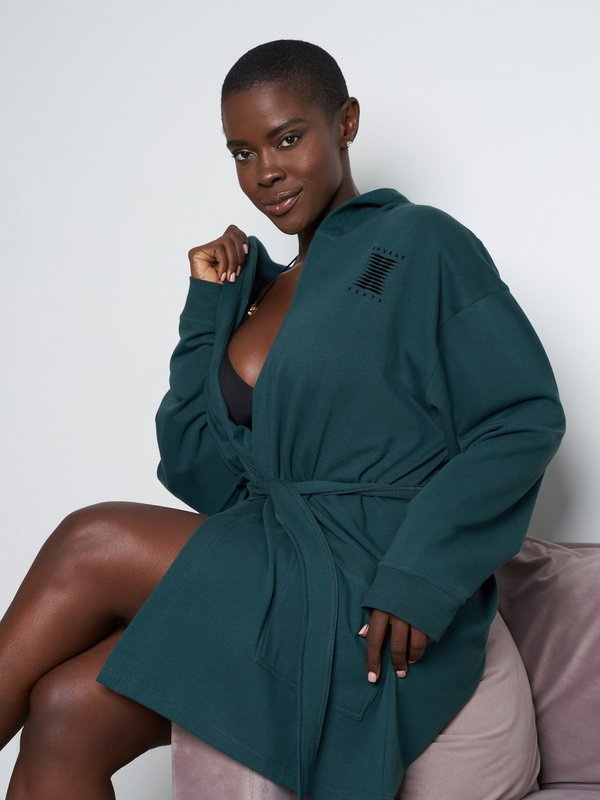 Forever Savage Showgirl Short Dressing Gown