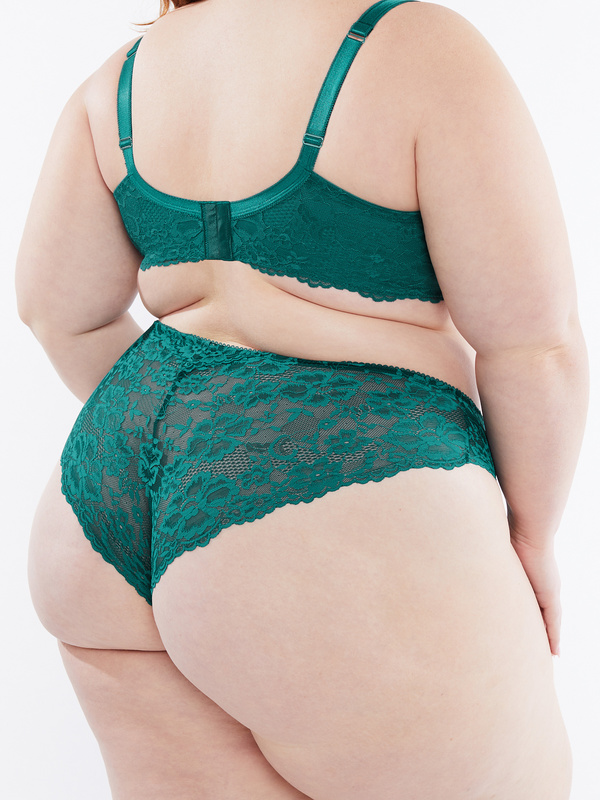 NEW Floral Lace Cheeky