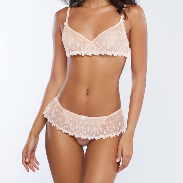 Daisy Ruffle Thong | New VIP Offer: 50% Off