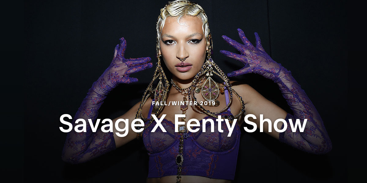 Savage X Fenty Show | Fall/Winter 2019