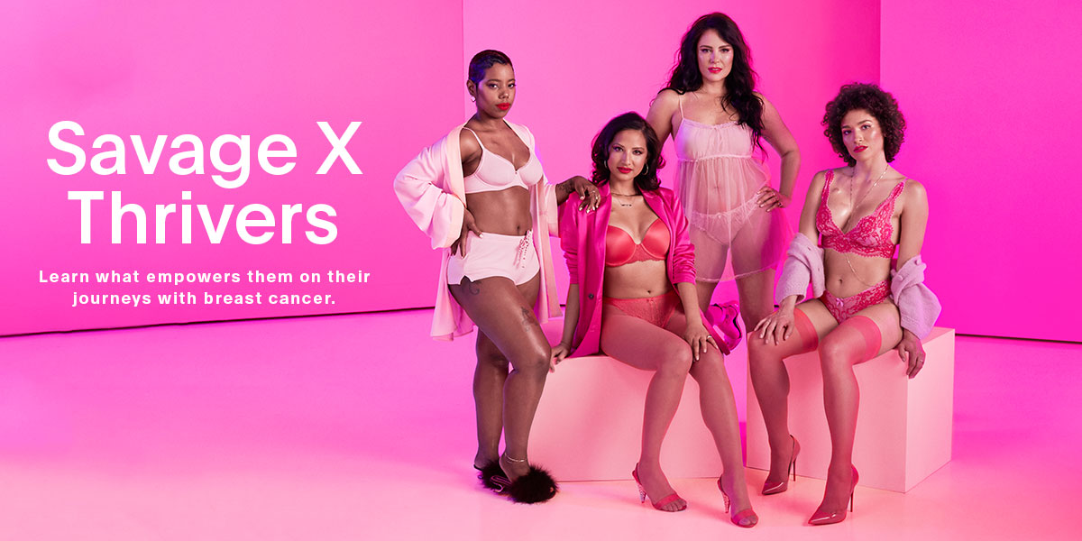 New Xtra VIP Xclusive | Lingerie by Rihanna