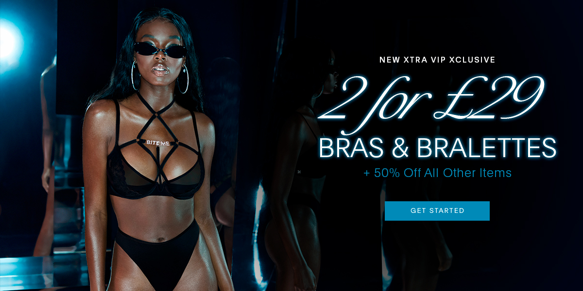 2 For $29 Bras & Bralettes | + 50% Off All Other Items