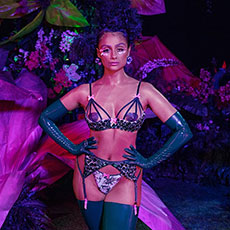 Time | Rihanna Keeps Reinventing the Lingerie Fashion Show with Savage X Fenty.