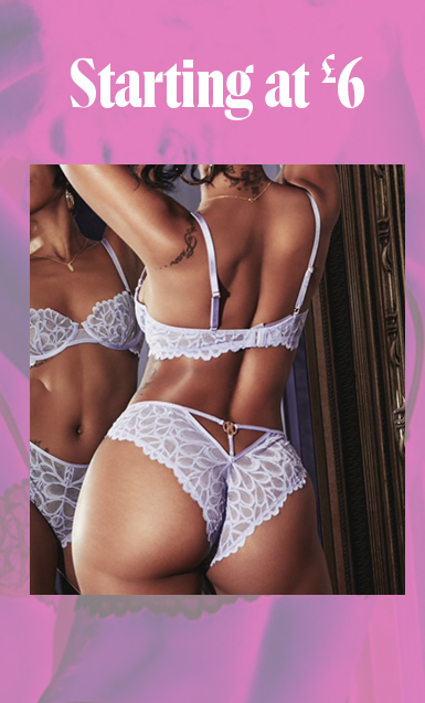 Knickers from £6
