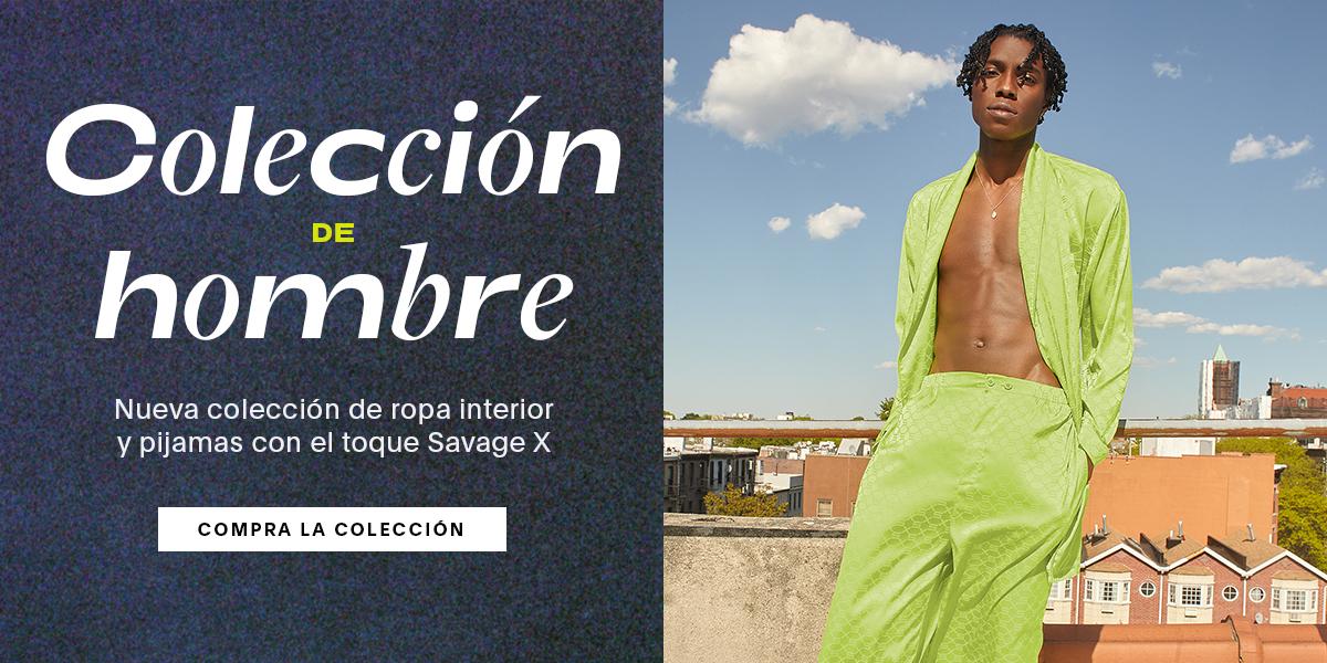 Colección de hombre | Nueva colección de ropa interior y pijamas con el toque Savage X